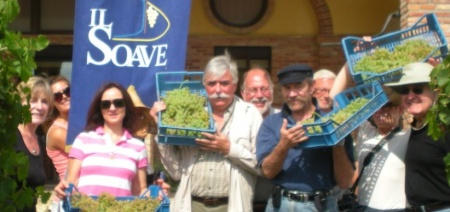 Rally 'Round the Flag: Wine Writers in Soave
