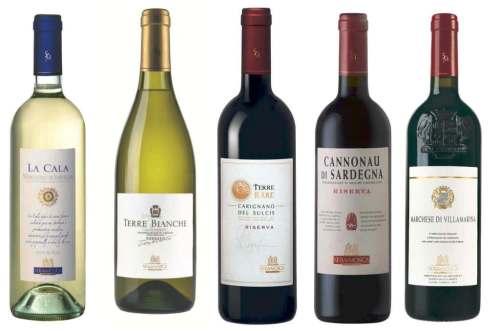 Sella & Mosca wines