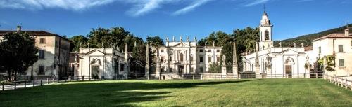 Bertani Family's Villa Mosconi