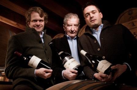 Left to right: Giovanni, Gaetano, Guglielmo