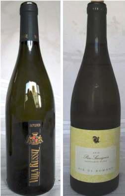 Friuli wines
