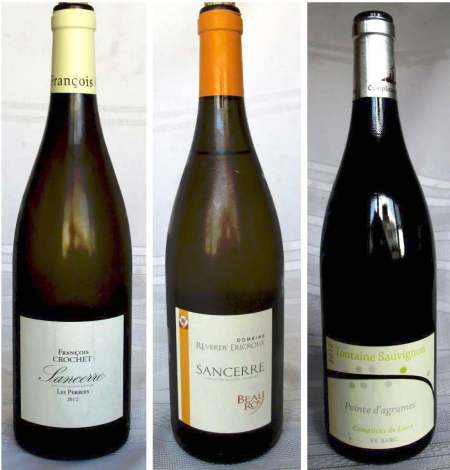 Loire wines