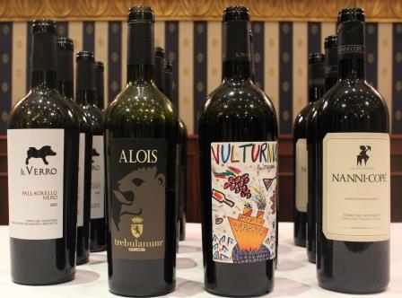 Palagrello wines