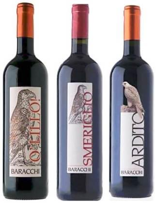 Baracchi wines