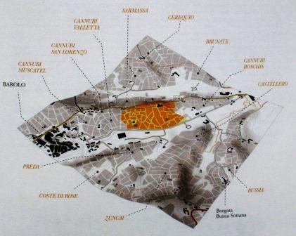cannubi map